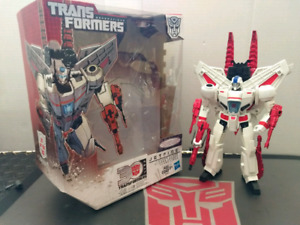 Transformers generations Jetfire complete
