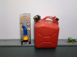 5 litres gas can