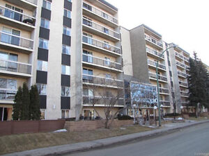 ONE BEDROOM CONDO WITH COVERED PARKING
