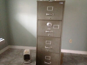 fireproof file cabinet ,with combonation , reduced $500