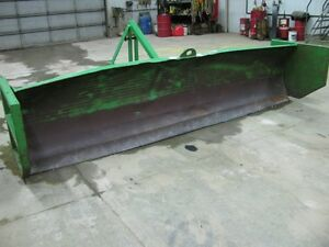 John Deere Blade - Great for snow removal London Ontario image 1