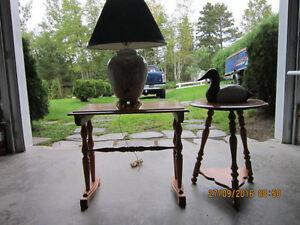 3 tables de salon de marque roxton et lampe Saguenay Saguenay-Lac-Saint-Jean image 2