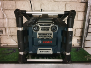Bosch gml 18li radio Sorrento Joondalup Area Preview