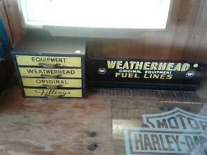 Weatherhead Cabinet and FUEL Rack
