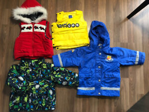 Winter clothes for boys A