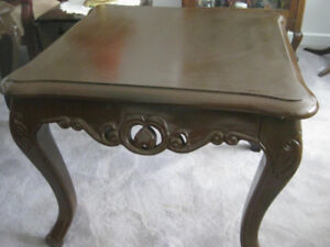 Large Living Room End Table