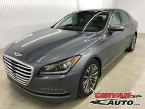 Hyundai Genesis Sedan Luxury AWD GPS Cuir Toit Panoramique MAGS