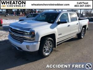 2016 Chevrolet Silverado 1500 High Country  Navigation | Heated