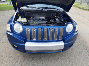 2009 COMPASS JEEP LOW MILLAGE 151234
