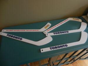 Hockey Mini Sticks Brand New Lot of 6