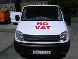2007 LDV MAXUS VAN 2.5 CDI 2.8T Diesel
