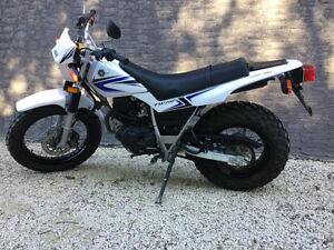 2012 Yamaha TW200 On/Off road