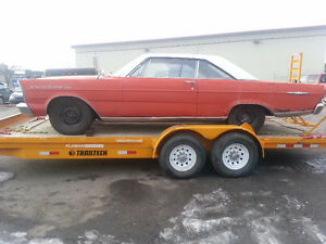 1965 Ford Galaxie XL Coupe (2 door)