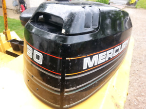 Mercury 30hp outboard / tiller OEM parts.