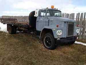 65 dodge 800 5 ton .22 ft tilt deck