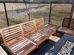 Ikea Patio/Lounge Furniture