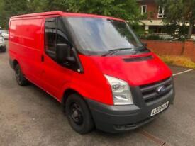 Ford Transit 2.2TDCi Duratorq 85PS. EX ROYAL MAIL. SERVICE HISTORY PRINT OUT.