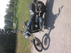 07 Harley Davidson Dyna wide glide