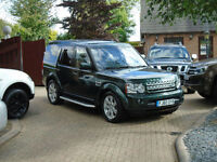 2010 60 Reg Land Rover Discovery 4 3.0SDV6 XS ( 242bhp ) 4X4 Auto ( 59000 MILES
