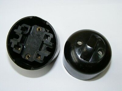 Old Bakelite Wall Light Switch Switch Ap Toggle Switch, Loft Design New
