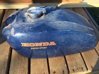 1975 Honda CB400F Gas Tank Cafe Bobber