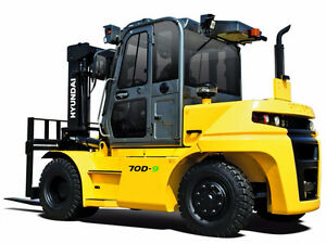 15000lb Capacity Forklift for Rent