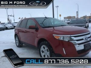 2013 Ford Edge SEL  - Bluetooth -  SYNC -  SiriusXM - $165.24 B/