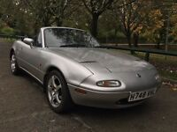 1991 Mazda Mazda MX5 Kudos Roadster ***FULL SERVICE HISTORY/2 KEYS***