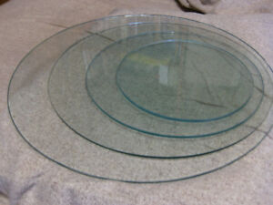 Round Pieces of Glass
