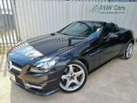 2012 Mercedes-Benz SLK 2.1 SLK250 CDI BLUEEFFICIENCY AMG SPORT 2d 204 BHP Conver