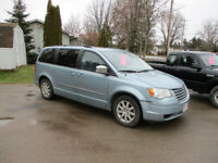 2010 CHRYSLER TOWN AND COUNTRY VAN