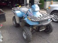 polaris xpress express 400 2WD