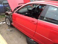 BMW e46 coupe doors *pair*