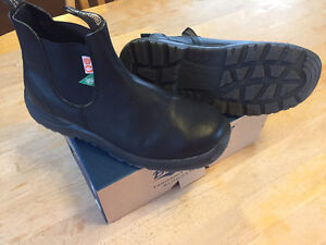 Men's Blundstone Work Boots CSA Approved