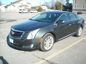 2016 Cadillac XTS Luxury Collection ALL-WHEEL drive