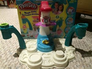 Play-doh Magic swirl ice cream shoppe Peterborough Peterborough Area image 1