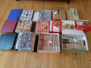 11500 Sports Collector Cards for sale