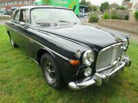 1972 Rover P5 B Coupe 3500