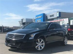 2014 Cadillac ATS 2.5L Luxury 2.5L Luxury, NAV, ONE OWNER, NO...