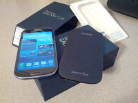 Samsung S3 de telus deverouillé unlock marche toute compagnies
