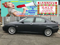 2004 ALFA ROMEO 156 2.4 JTDM 20V M-JET SPORTS * HIGH SPEC 156 DRIVE EXCELLENT