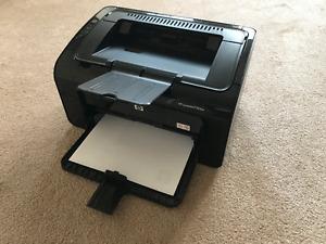 HP Laserjet P1102W (W/ Toner)