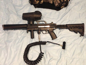 Tippmann A-5™ Stealth Marker with gear Prince George British Columbia image 1