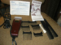 CLIPPER - OSTER - HAIR TRIMMING ET 6 CLIPPER GUIDE COMBS Laval / North Shore Greater Montréal Preview
