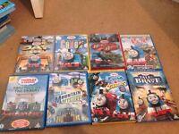 Thomas DVDs