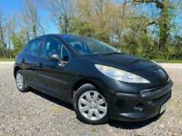 2007 Peugeot 207 S Hatchback Petrol Manual