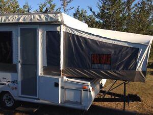 2003 Jayco SG10 tent trailer