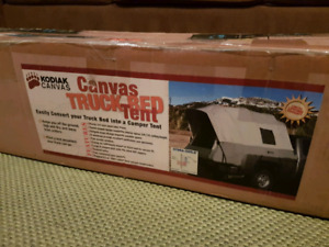 Kodiak Canvas 8' Truck Bed Tent - Brand New in Box