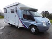 Tec FreeTec 618 TI 3 berth coachbuilt motorhome for sale Ref 13050 sale agreed