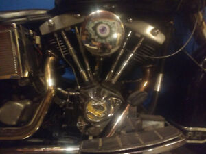 1982 Harley Davidson FL Bobber 1340cc** Price Lowered